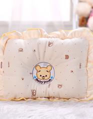 婴儿枕头防偏头定型枕全棉宝宝初生新生儿0-1-3岁婴儿枕儿童枕